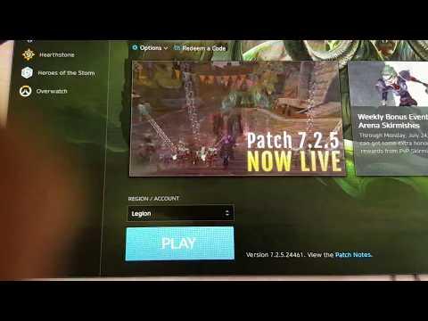 World Of Warcraft Won't Start IE Freezes