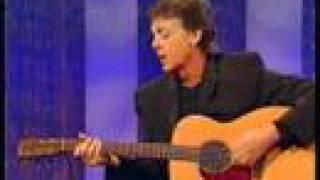 1999 Paul McCartney on Parkinson Part 4/14
