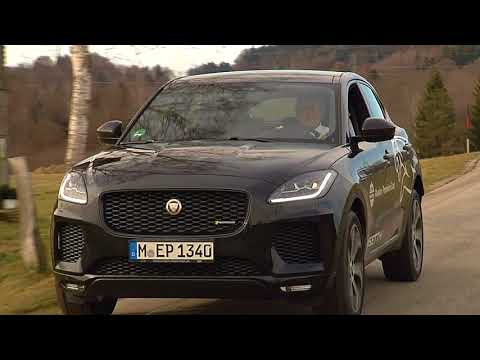 Autotest: E-PACE D180 First Edition