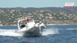 NUOVA JOLLY PRINCE 25 - Essai moteurboat.com