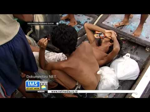 Kisah Imigran Rohingya - IMS