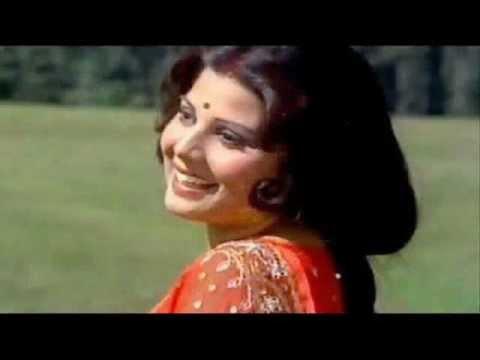 Bappi Lahiri & Sulakshana Pandit for Chalte Chalte (1976) - Jaana Kahan Hai