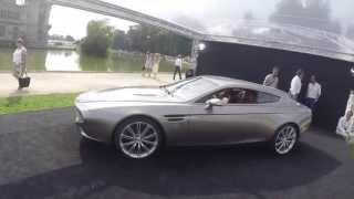 Aston Martin Shooting Brake  Zagato 2014