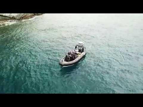 SRA-650 (Multipurpose Sea RIB Aluminium) - Zodiac Milpro Official