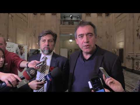 RAW: Project Montreal reacts to news Coderre called police chief
