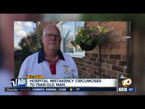 Deuce - 70-Year Old Man Accidentally Circumcised