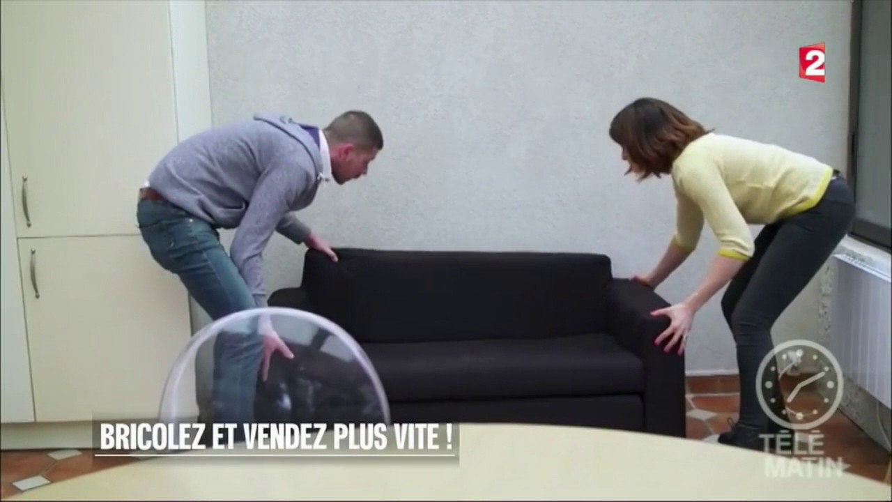 Agence Immobilière Home Staging reportage home staging diffusé le 20 mai 2017