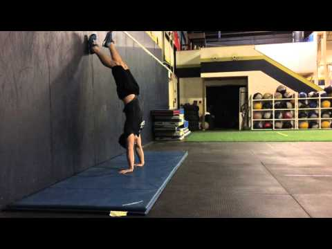 Drills and Progressions for the Handstand and Handstand Walking