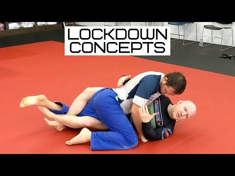 Lockdown Half Guard, Part 1: Lockdown Concepts