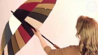 Zont.net - разноцветный японский радужный зонт Три Слона