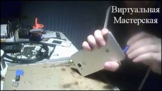 Huawei asend mate 7 Замена дисплейного модуля
