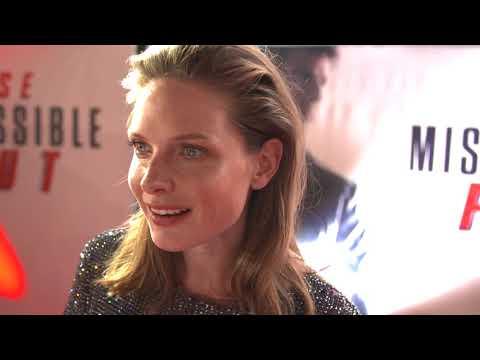 Mission: Impossible  Fallout UK Premiere Cast & Crew Soundbites  Social.XYZ
