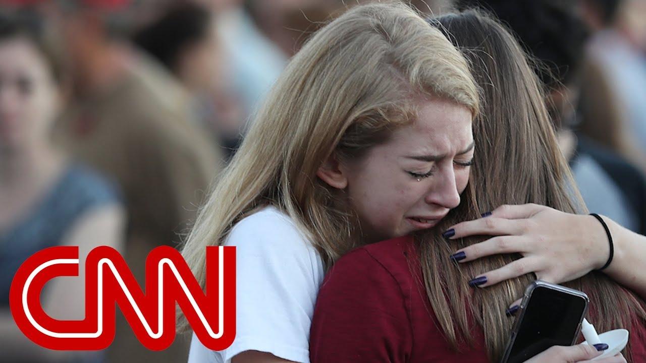 Security footage from school shooting misled cops, report says - Dauer: 101 Sekunden
