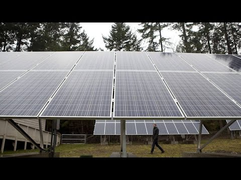 B.C. school saving big bucks using solar power