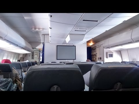 Flight Experience Using Saudi Arabian Airlines Economy Class with Boeing 747-400