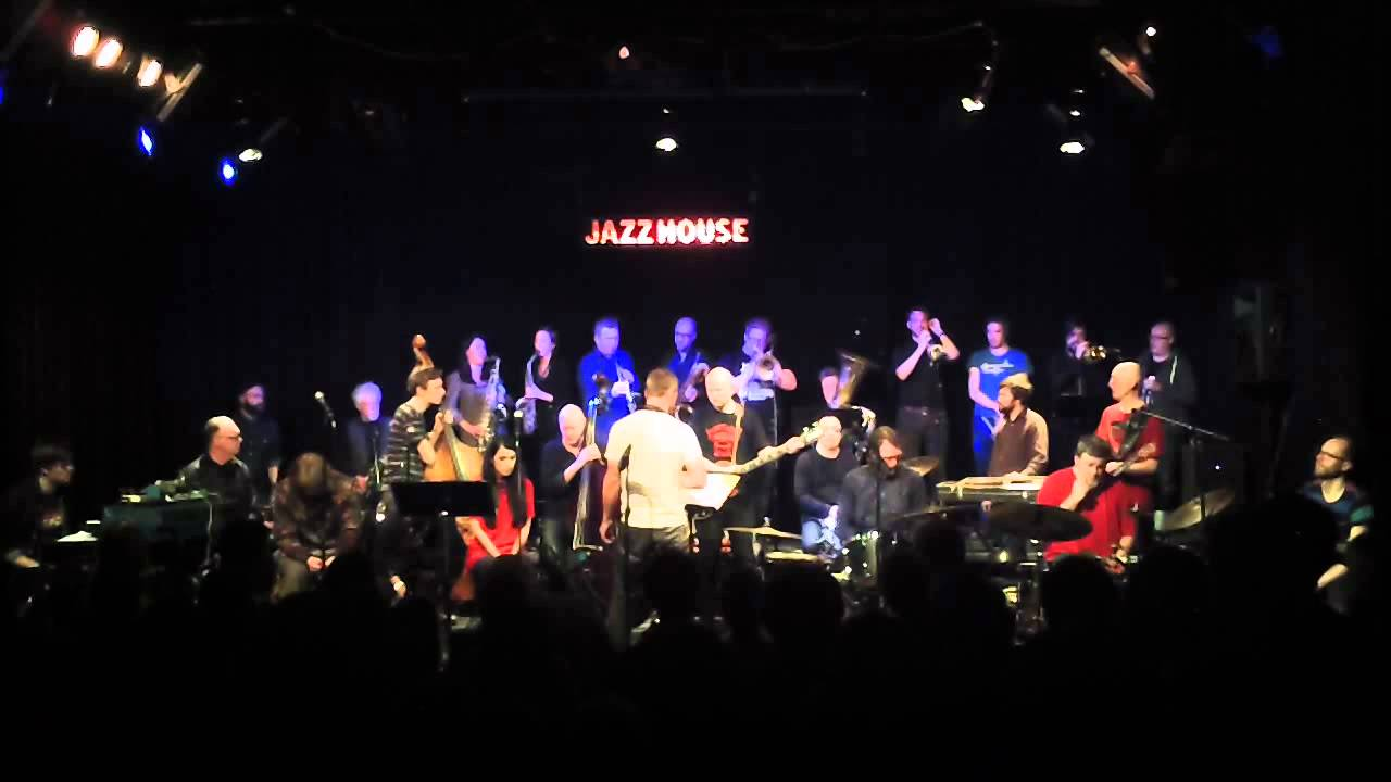 Fire Orchestra Enter At Jazzhouse Copenhagen 15th Of January