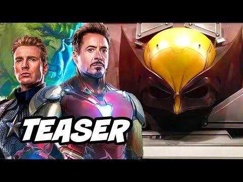 Avengers Phase 4 Wolverine Teaser Easter Eggs and Secret Code Breakdown