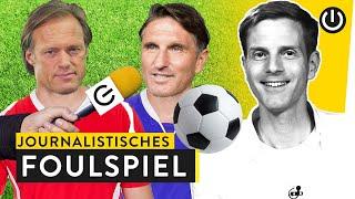 Foule Berichterstattung - Warum Fußballjournalisten dramatisieren   WALULIS