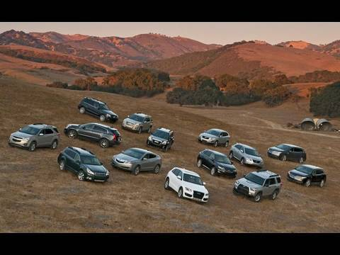 2010 Motor Trend Sport/Utility of the Year Competition - Overview