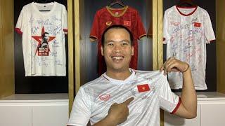 U23 Việt Nam ở VCK U23 châu Á - Công Phượng ra mắt và tập cùng TP.HCM