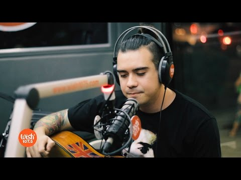 "Jason Fernandez Covers ""Ang Huling El Bimbo"" (Eraserheads) LIVE On Wish 107.5 Bus"