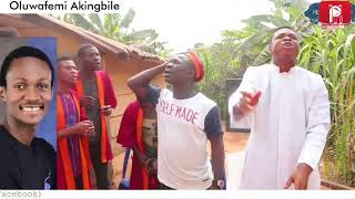 FUNNY GREETINGS by WOLI AGBA   Compilation Vol 10