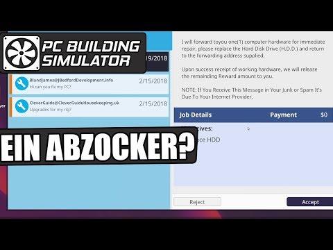 PC Building Simulator #16 - Ein Abzocker? - PC- IT SIMULATION Deutsch