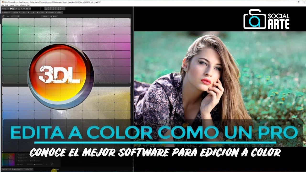 Edita a color como un PRO - Review de 3D LUT CREATOR conoce el ...