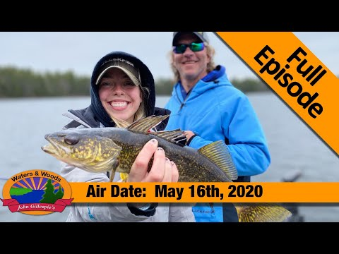 Episode 20, 2020: Vilas County Fun Fishing - FULL EPISODE
