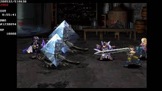TAS - Valkyrie Profile Ending A in 2:25:47 - Gameplay Only