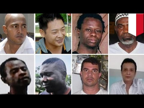 Indonesia execution: 'Bali Nine' duo among eight drug convicts killed by firing squad - Tomo News