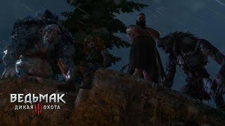 The Witcher 3: Wild Hunt - Самый опасный преступник Скеллиге . Прохождение DLC   Walkthrough