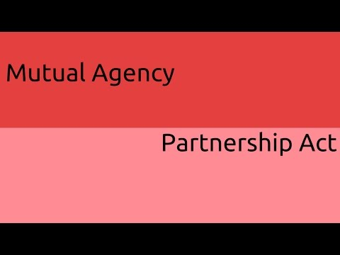 What is Mutual Agency   General Nature of Partnership   CA CPT   CS & CMA Foundation