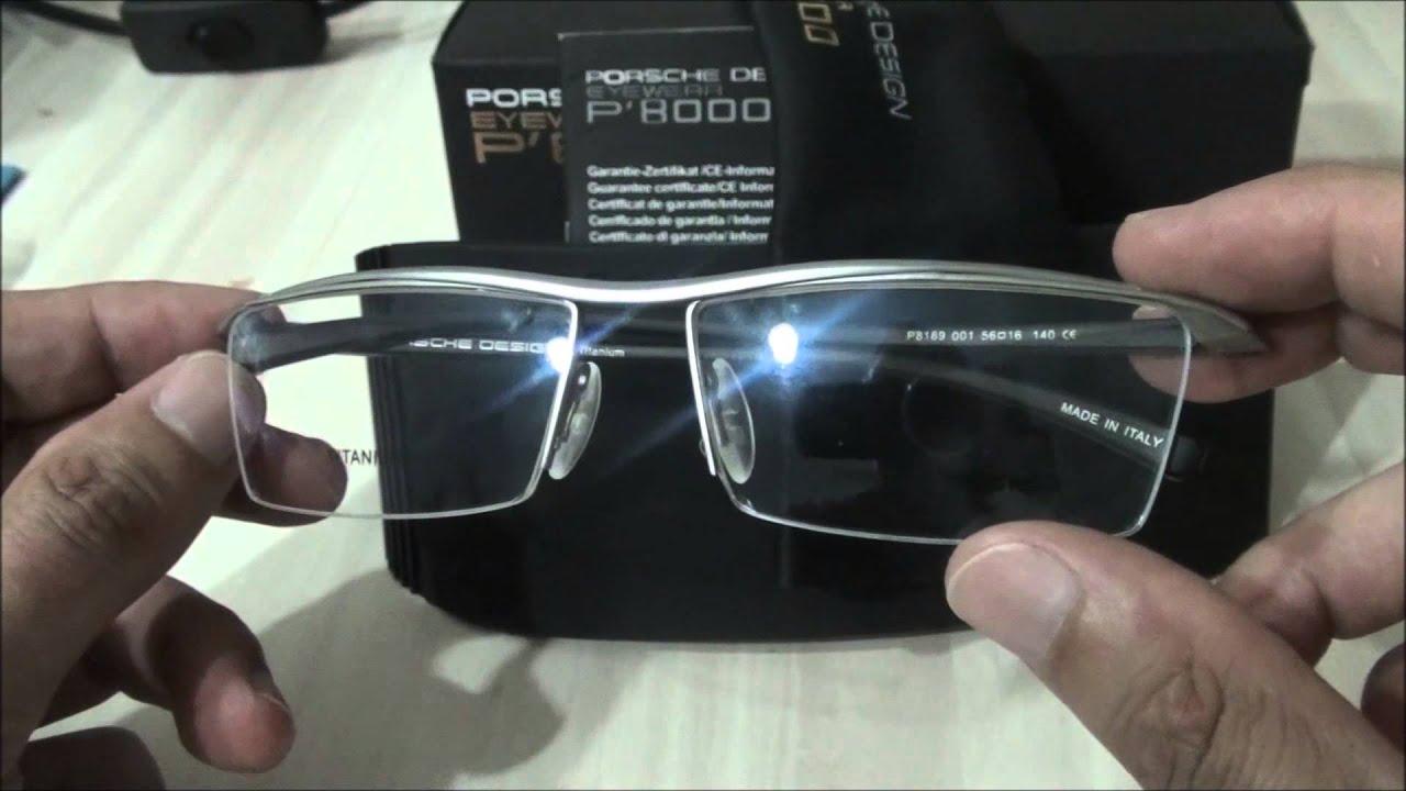 Porsche design 8189 - YouTube