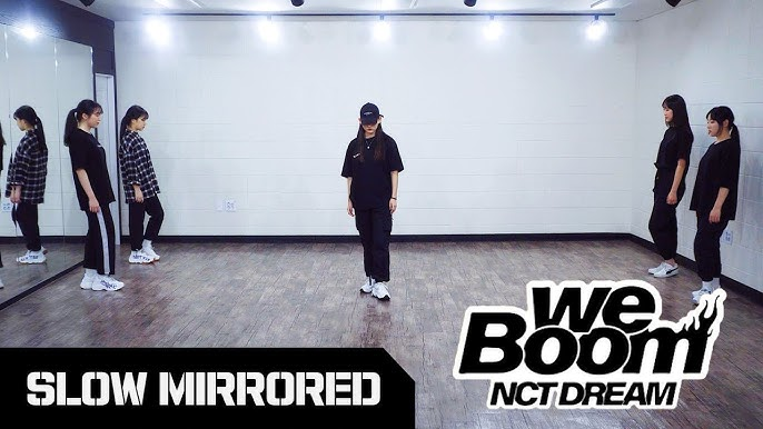 [TUTORIAL] NCT DREAM 'BOOM' / Dance Cover / Slow Mirrored