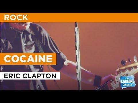 Cocaine in the style of Eric Clapton   Karaoke with Lyrics
