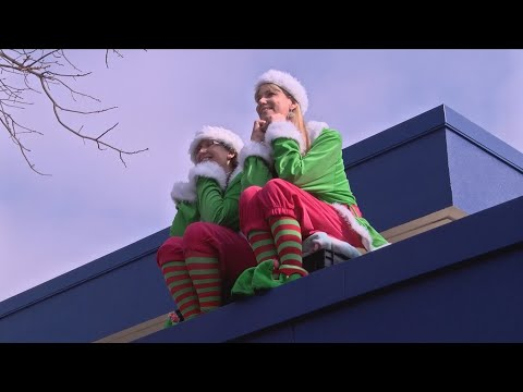 Real-life 'Elf on the Shelf' spotted at Clovis High School