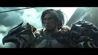 Трейлер World of Warcraft  Legion