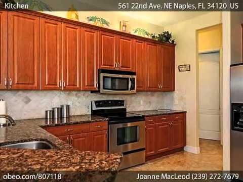 561 22nd Ave NE Naples FL 34120 - Joanne MacLeod ...
