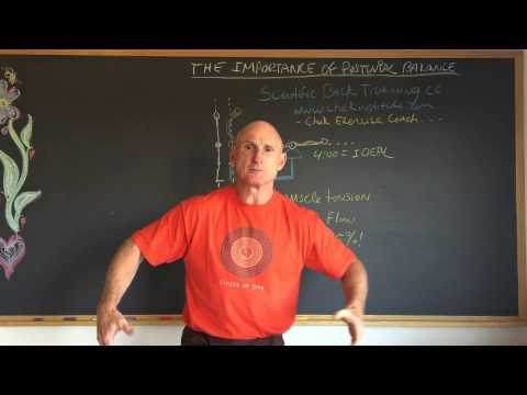 The Importance of Postural Balance