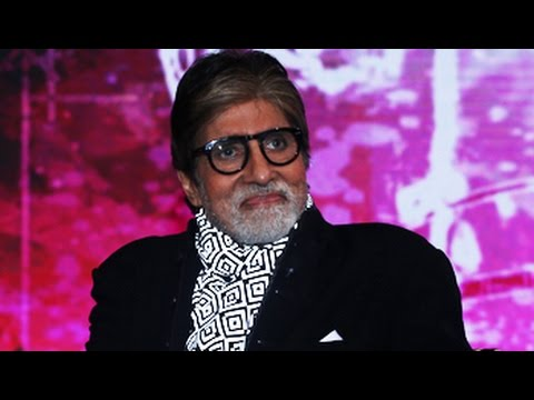 Amitabh Bachchan narrates a heartwarming poem at Youth For Change Conclave