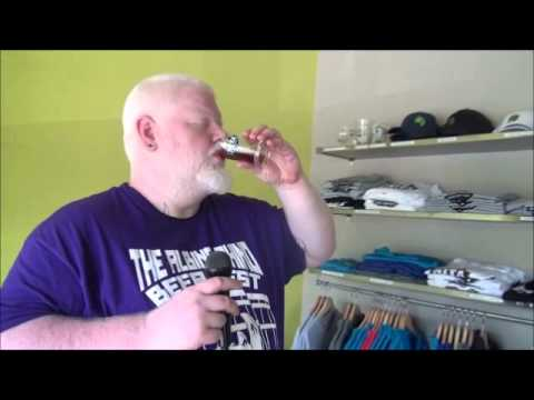 Nita Mr. Brown Goes Coconuts : Albino Rhino Beer Review