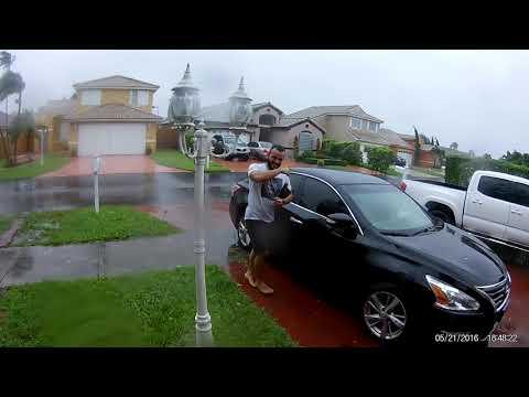 Hurricane Irma, Kendall area