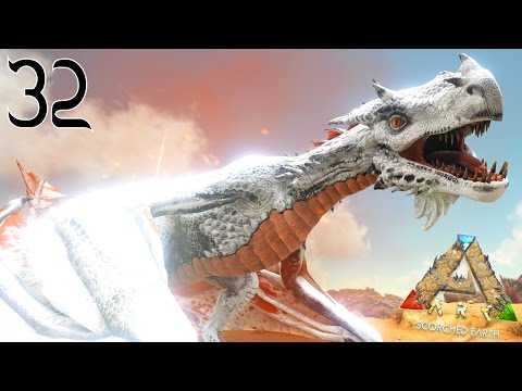 LE MONSTRUEUX ALPHA WYVERN ! | ARK: Scorched Earth ! #Ep32