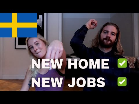 SwedeLife #2 | New Home, New Jobs... in Stockholm