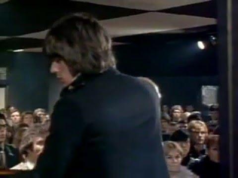 YARDBIRDS - Jeff Beck - Jimmy Page -Train Kept A Rollin'  (The Beat Club 1966)