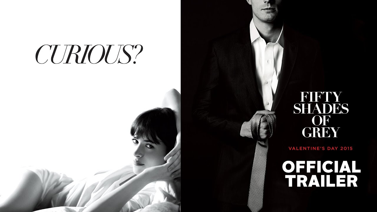 Fifty shades of grey official trailer hd youtube for 50 shades of grey films