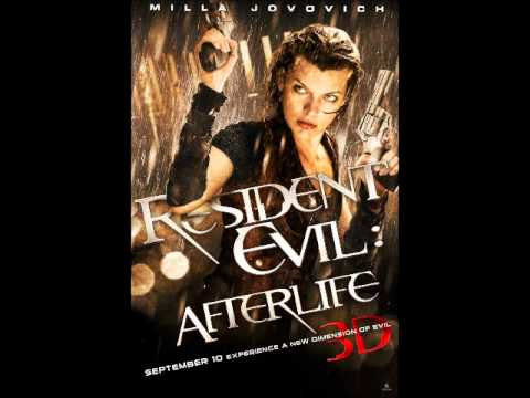 Resident Evil Afterlife Chris Claire Alice Vs Wesker Fight