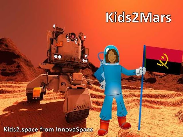 ENG Kids2Mars | Angola - Can we take cassava into space to help with feeding the astronauts?