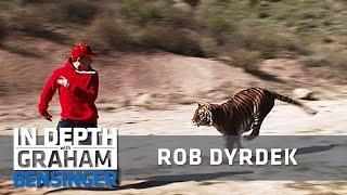 Rob Dyrdek: I was mauled by tiger, attacked by shark